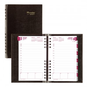 CoilPro Daily Planner 2021, English