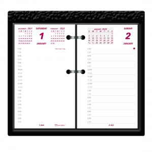 Refill 2022 for Daily Calendar Pad C2S, English