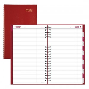 CoilPro Daily Planner 2020