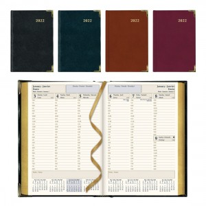 Executive Weekly Planner 2022, Assorted colours