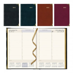 Executive Daily Planner 2021